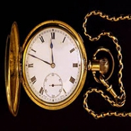 necklace & Pocket watch