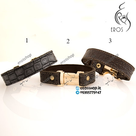 Sport leather bracelet in three model