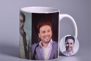 Photo printing on white  Mug and pixel