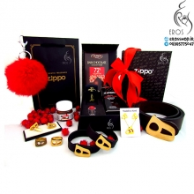 NIMANY Men Gift Package and Zippo package