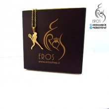 Tennis sport Necklace