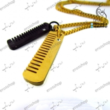 Necklace hairdressing  comb