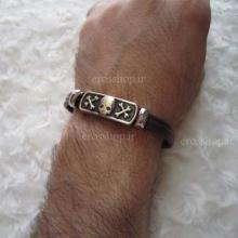 دستبند اسپرت پسرانه اسکلت