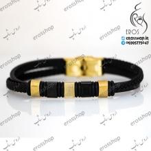 دستبند اسپرت پسرانه چرم برند ویتالی