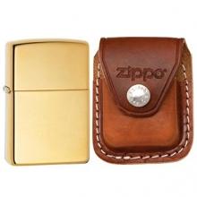 Zippo petrol lighter 169 Armor High Polish Brass