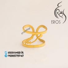 انگشتر نقره اسم مریم تایپوگرافی فارسی سفارشی ساخت