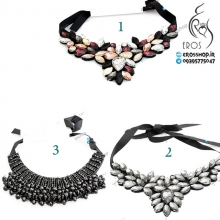 Stylish and luxury stone Turkish choker necklace