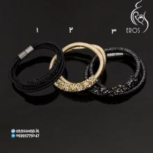دستبند دخترانه کریستال داست نگیندار برند سواروسکی