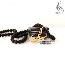 گردنبند پلاک اسم تایپوگرافی فارسی سروش استیل آبکاری