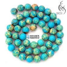 Light blue sea sediment jasper