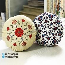 Print your custom image on circular cushion cover
