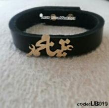دستبند پلاک نقره اسم تینا و محمد