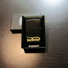 LG4 Original Zippo Lighter with Ladbon writing