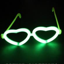 عینک قلب نورانی گلو بلک لایت