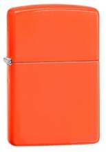 فندک زیپو نارنجی 28888