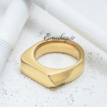 Vitaly X Gold ring